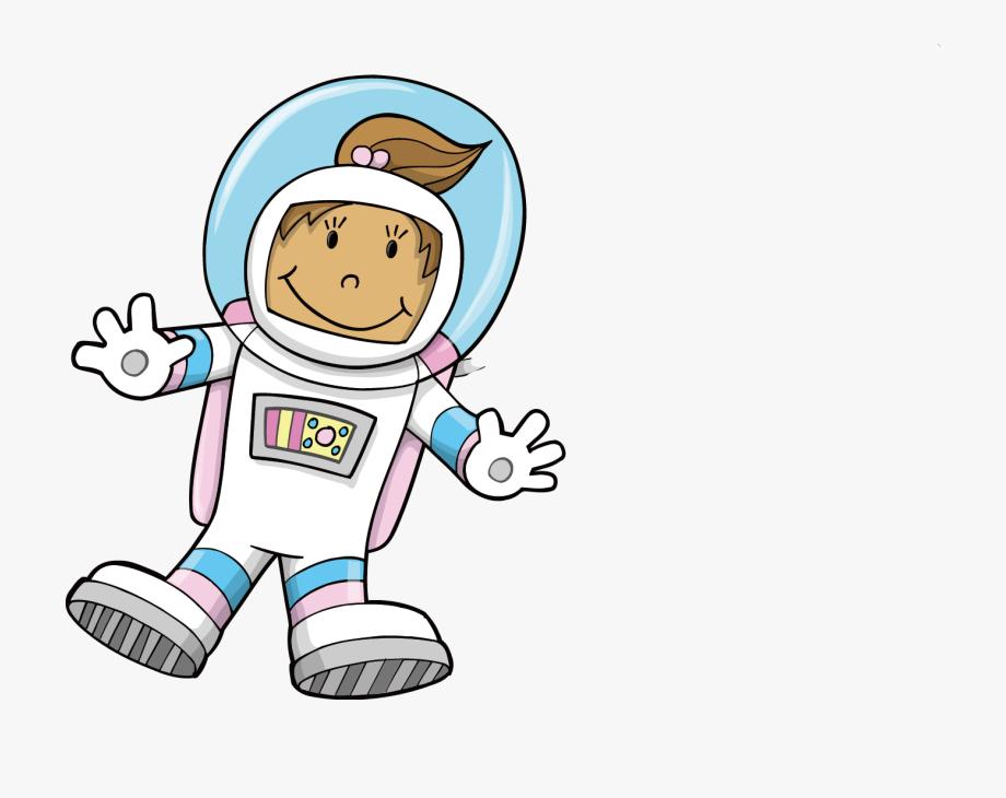 vector transparent download Astronaut clipart. Space food cartoon transparent