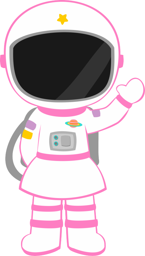 png library vector astronaut space theme #107420855
