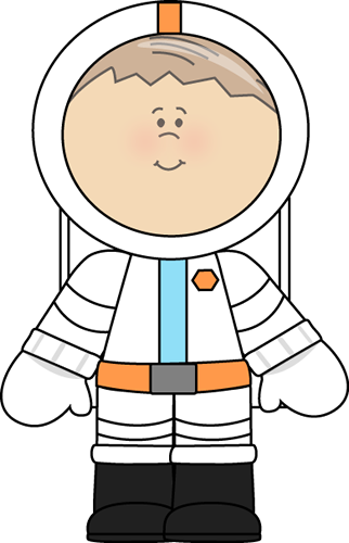 clip royalty free library Boy Astronaut