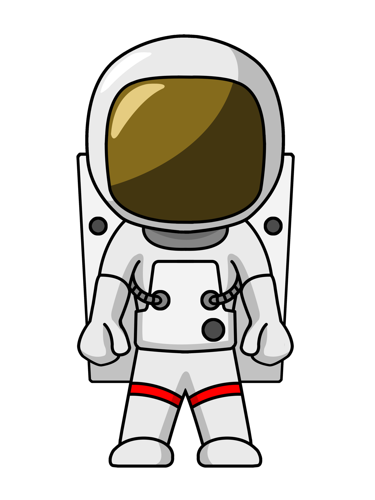 png royalty free library Astronaut Clip Art Images Free For Commercial Use