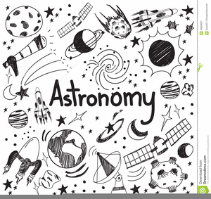 clip art black and white Stars free images at. Astronomy clipart.