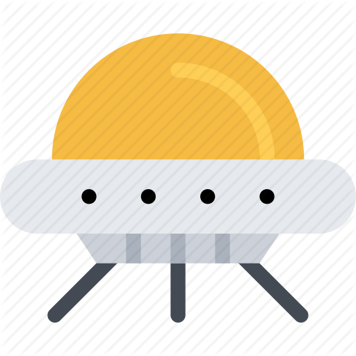 graphic free download Iconfinder space outline by. Astronomy clipart flying saucers.