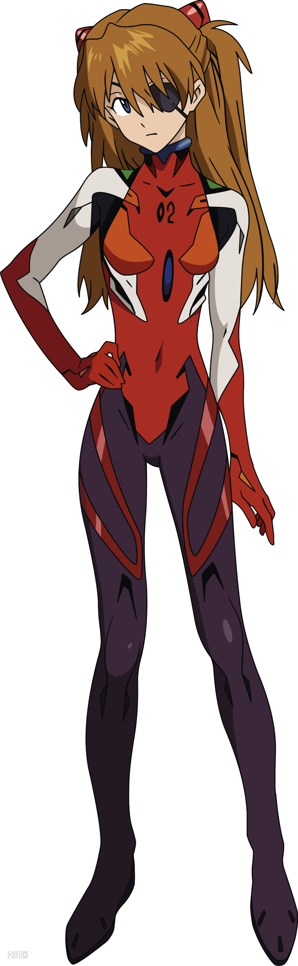 picture stock Asuka Langley