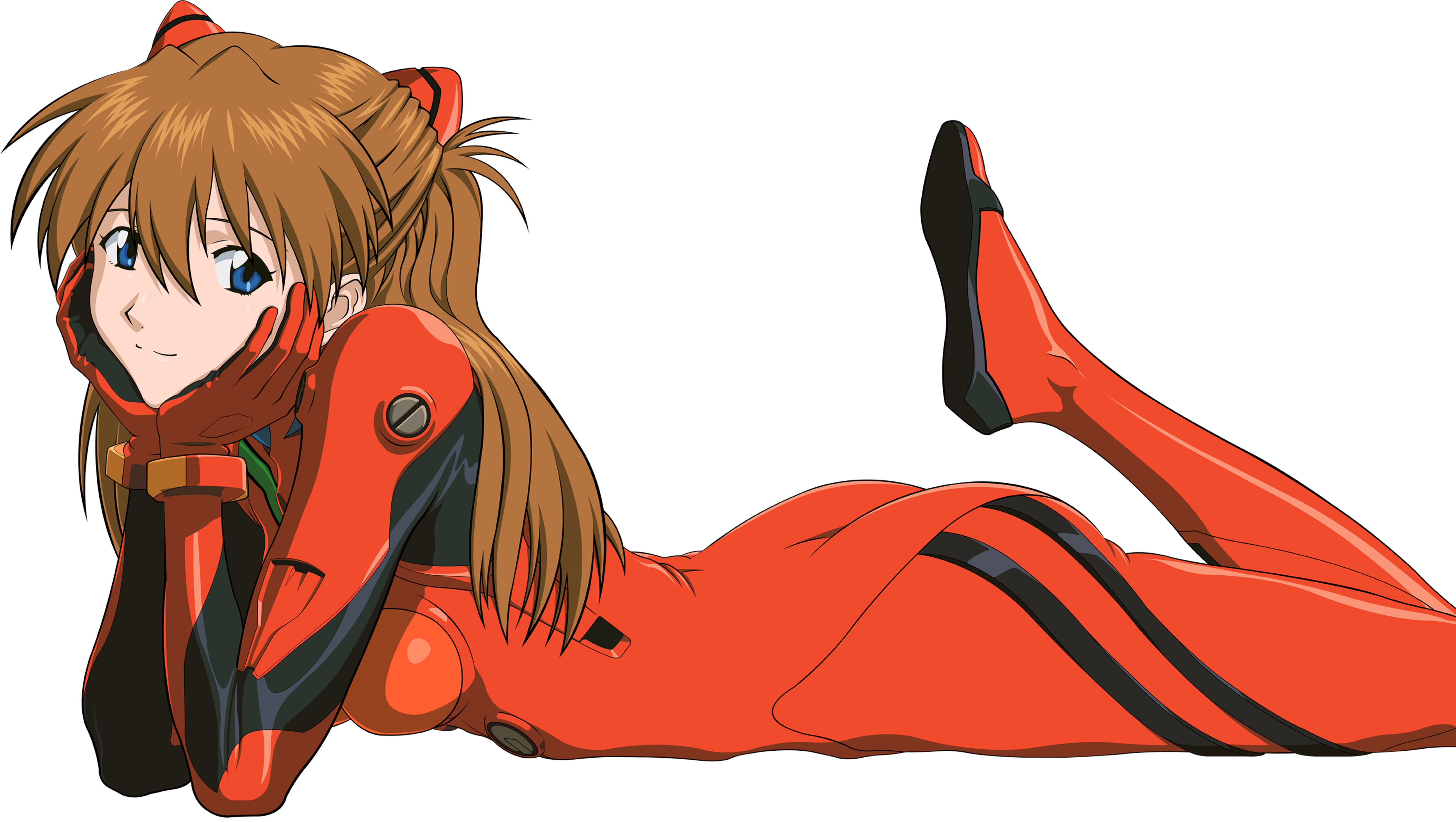 image library stock Thumbed cause Asuka is best grill