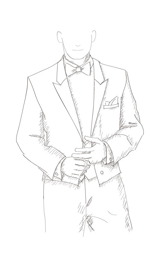 clip transparent stock Formal Drawing at GetDrawings