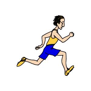 jpg transparent stock Free download on webstockreview. Athlete clipart.