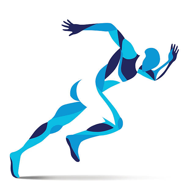 svg library Athlete clipart. Station