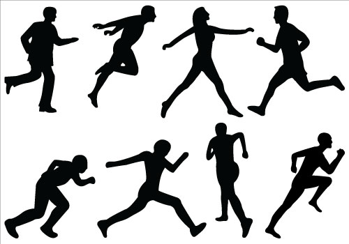 image free library Free cliparts download clip. Athlete clipart.