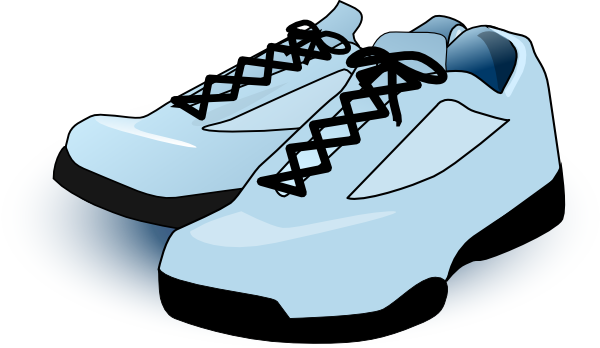clipart black and white stock Sneakers high top sneaker. Tennis shoe clipart