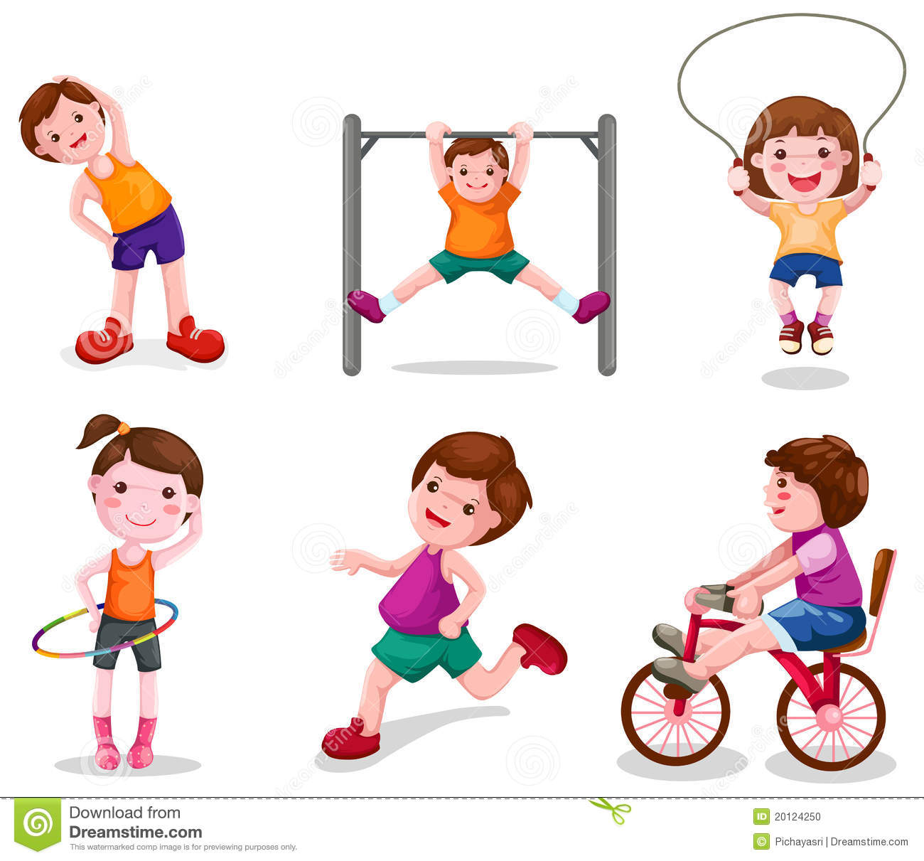 png freeuse library Athlete physical activity . Movement clipart baby exercise.