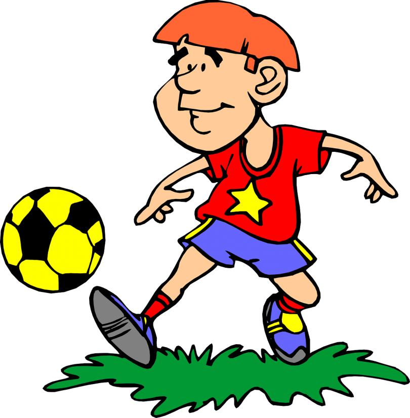 jpg royalty free stock Best sports for young. Athletic clipart school sport