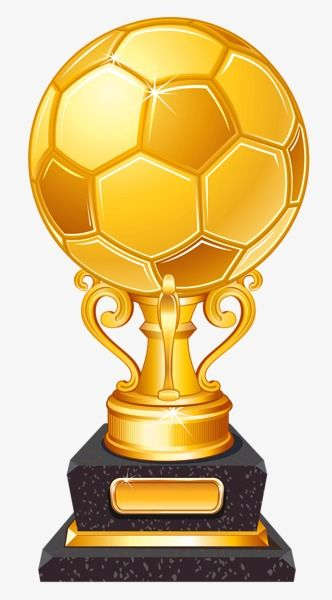 graphic library stock Cartoon football . Athletic clipart soccer trophy.