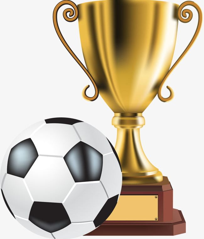 graphic free library Athletic clipart soccer trophy. Png award awards champion.