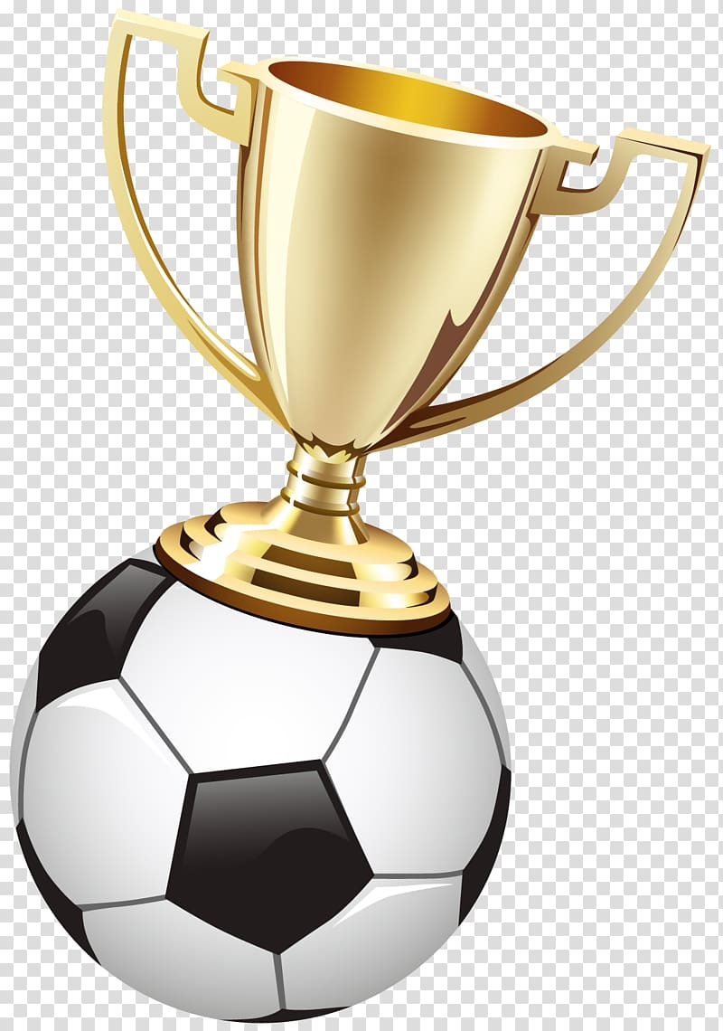 jpg library stock Athletic clipart soccer trophy. Gold colored illustration fifa.