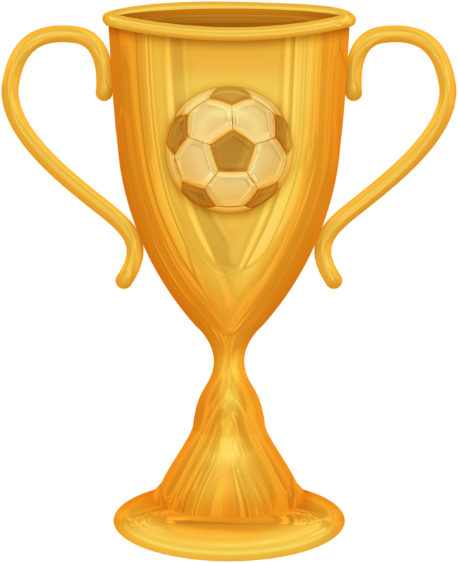 banner black and white library  clip art four. Athletic clipart soccer trophy.