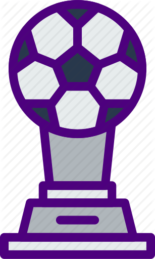 graphic freeuse Athletic clipart soccer trophy. Iconfinder prettycons sports vol.