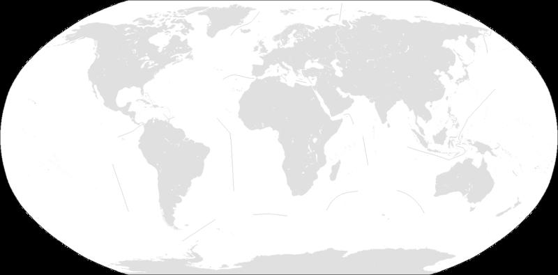 picture transparent atlas vector continents #109638634