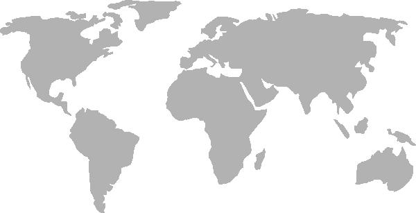 download World Map Clip Art at Clker