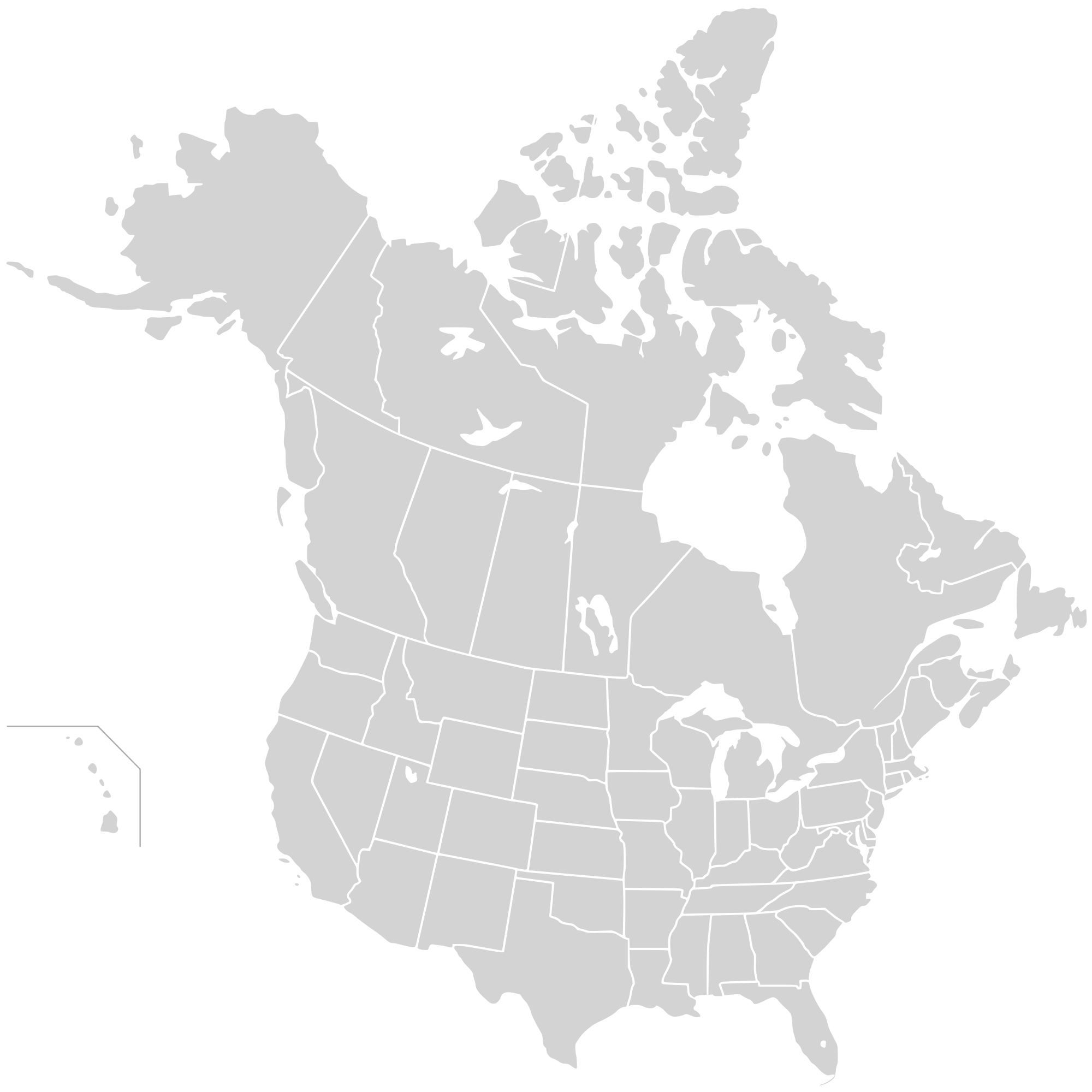 jpg free download Usa svg vector. File blankmap states canada