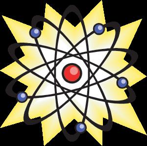 banner Atom clipart atom element. Compounds facts science trek