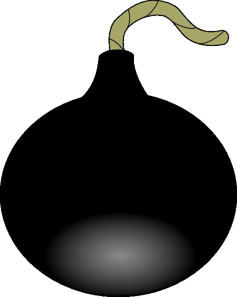 clipart transparent Unlit Bomb Fuse Clip Art at Clker