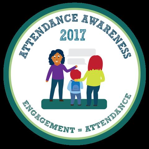 vector Attendance Awareness Month
