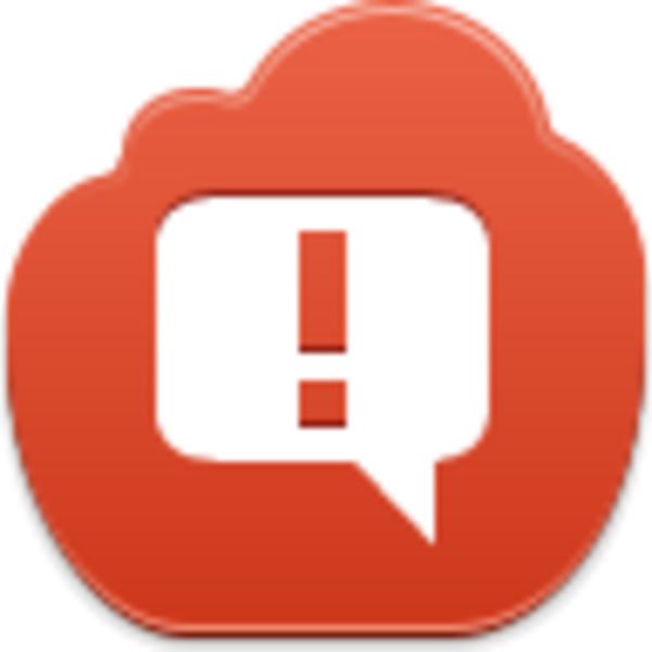 svg stock Message icon free images. Attention clipart red.