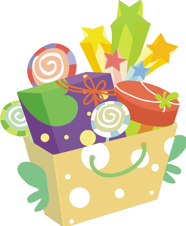 picture freeuse Gift Basket Raffle Clipart