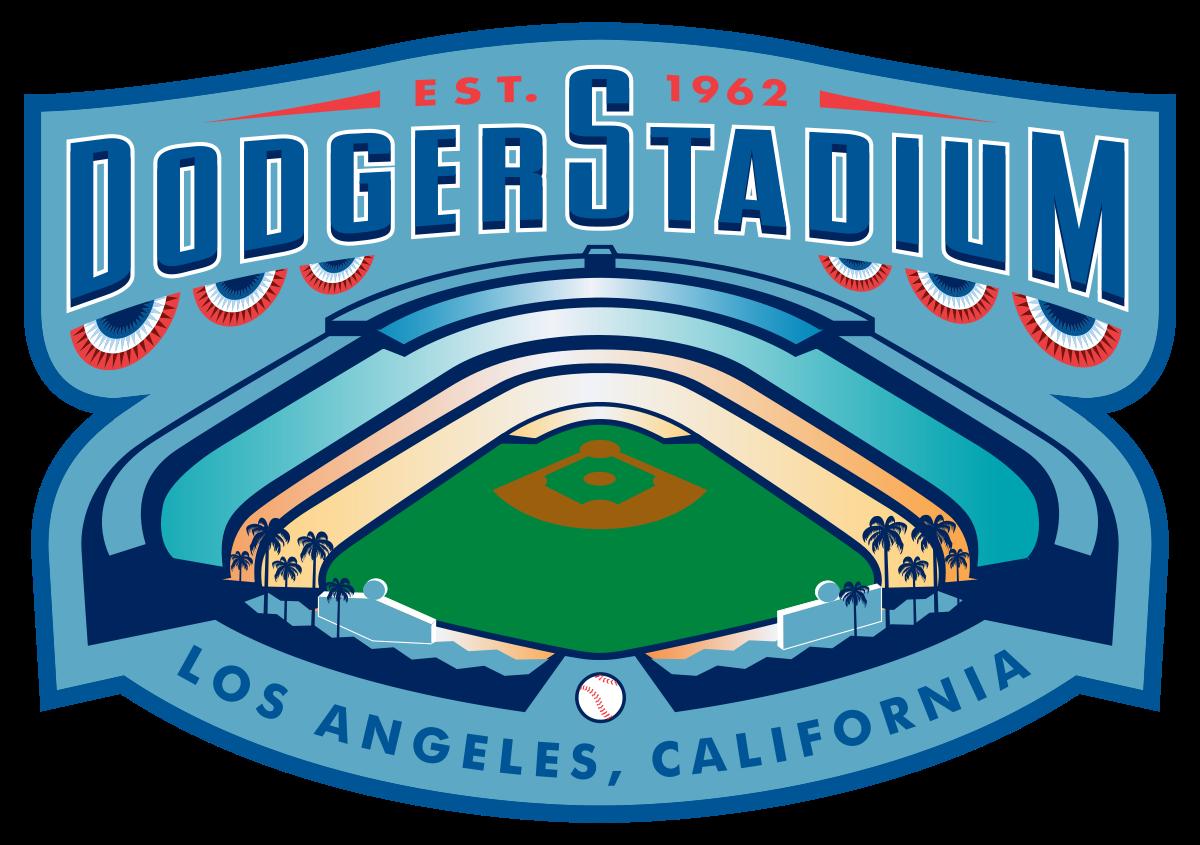 image free download Dodger wikipedia . Stadium clipart indoor stadium.