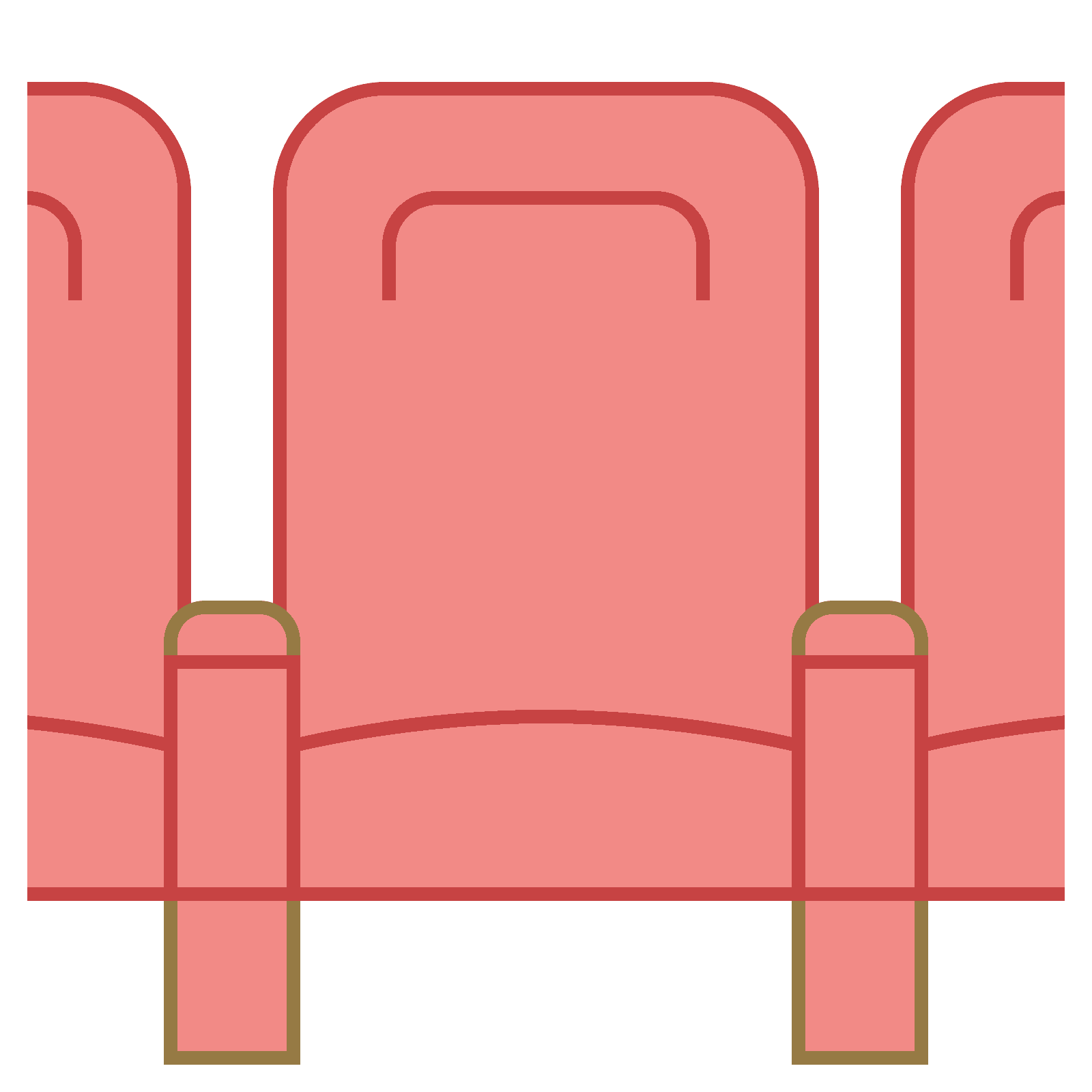 graphic transparent stock Audience clipart theatre seating. Free on dumielauxepices net.
