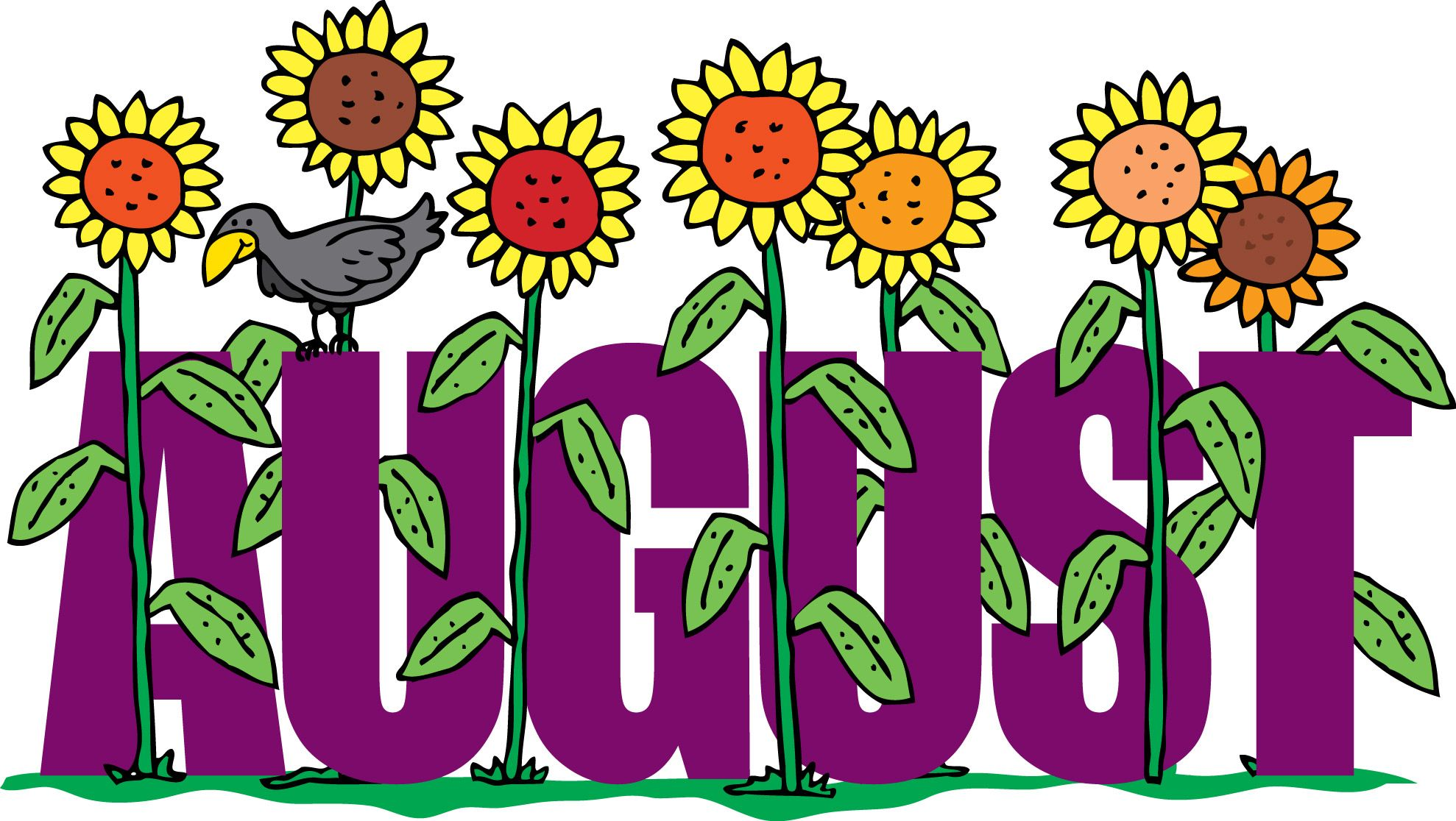 image transparent download August clipart. Clip art .