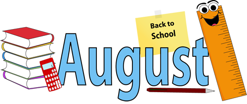 jpg library download Newsletter swagg programs. August clipart august 2016.