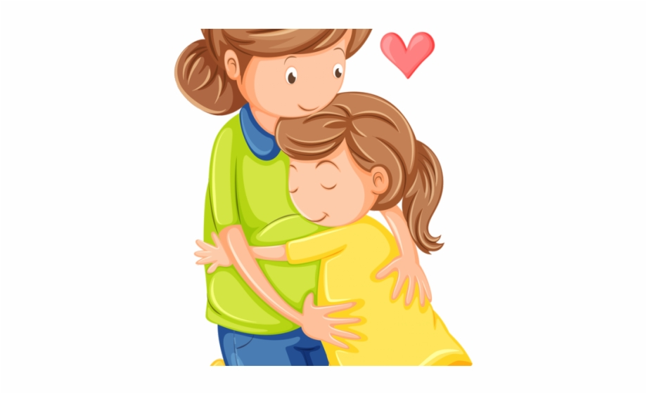 png free download Aunt clipart transparent. Mum mom and daughter.