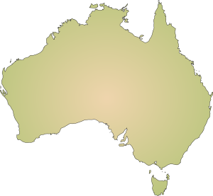 banner free stock Australia clipart. Clip art at clker.