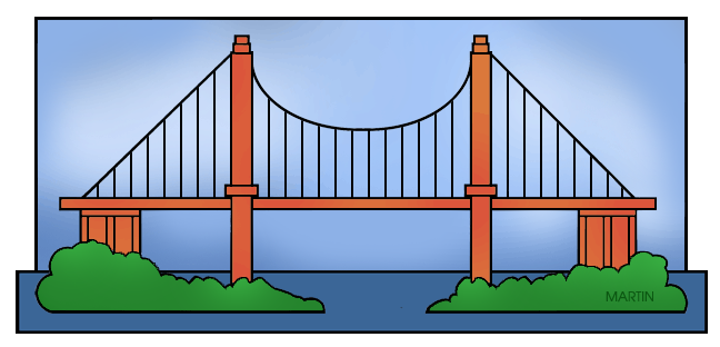 banner royalty free library Australia clipart bridge. Architecture clip art by.