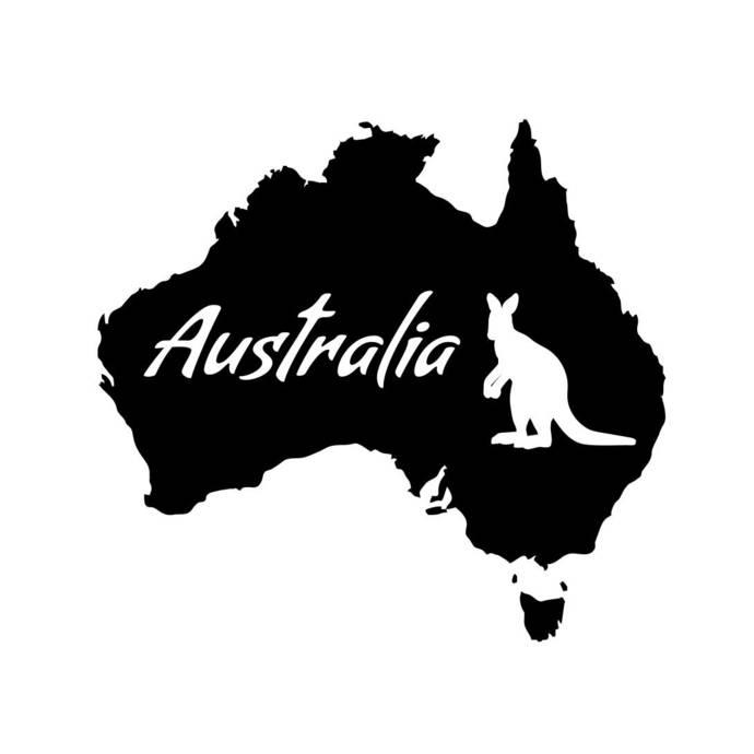 vector transparent stock Australia clipart pdf. National map graphics svg