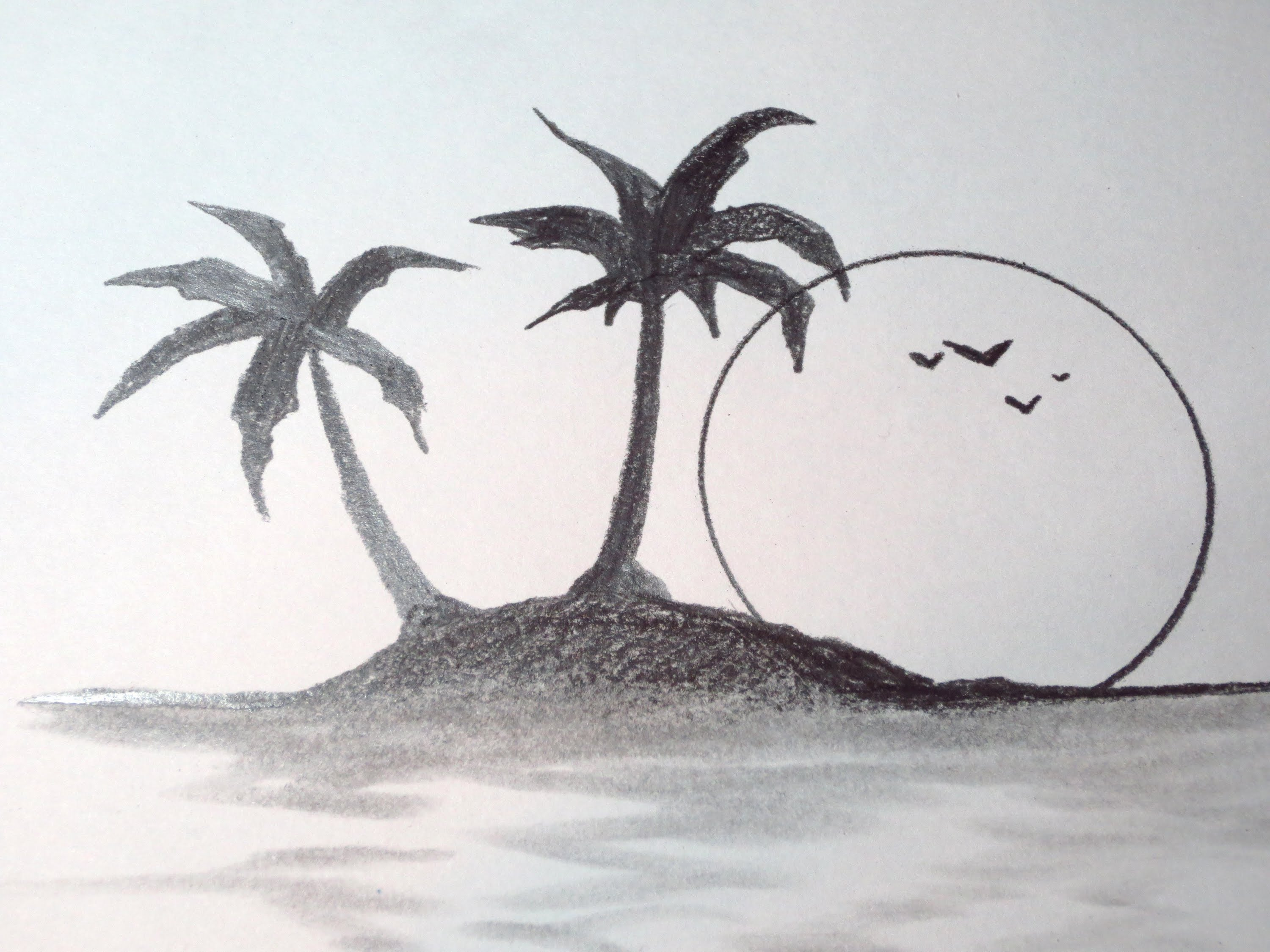 clip art library Drawing island paradise. Australia and indonesia are