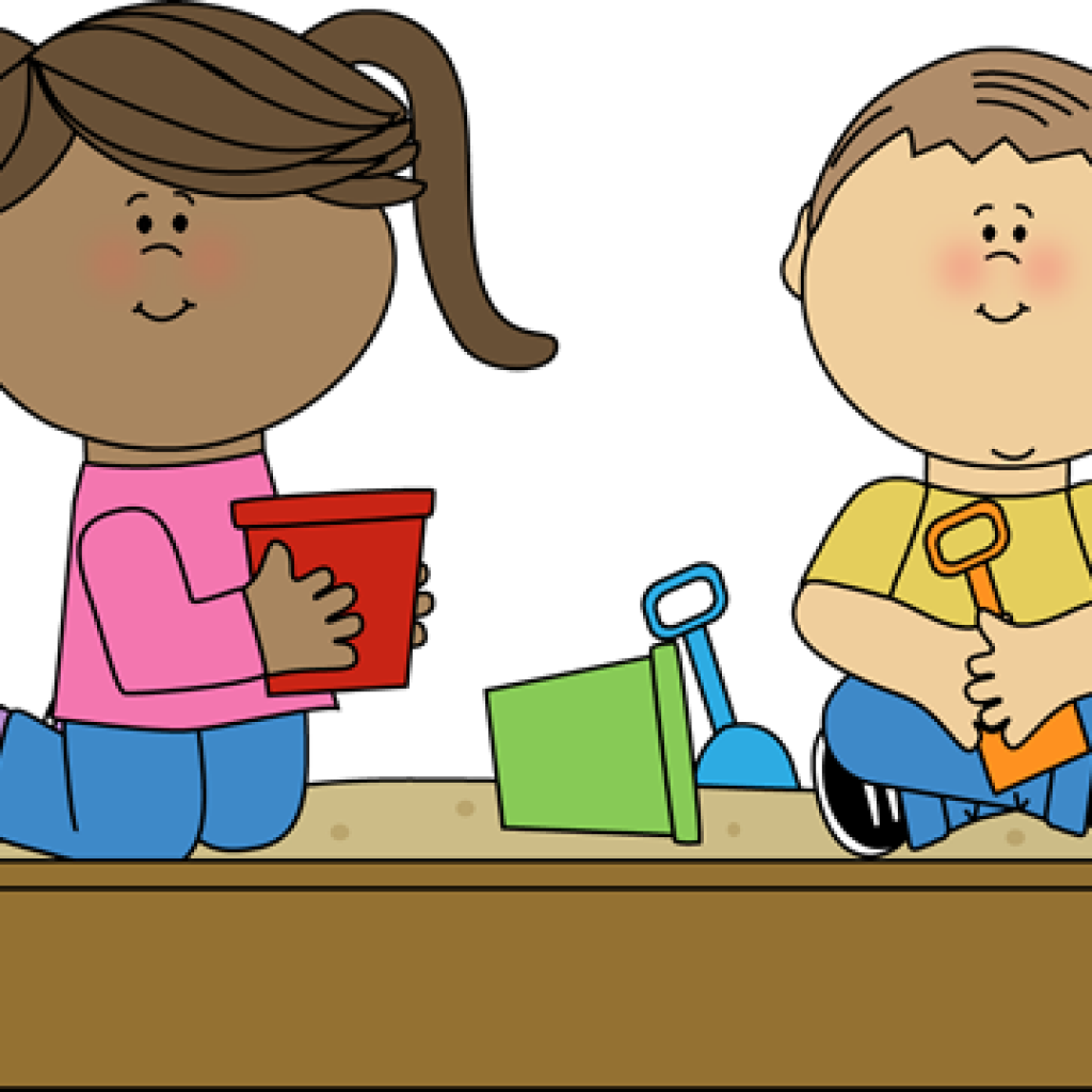 graphic freeuse stock Kids playing clipart. Wave hatenylo com in.