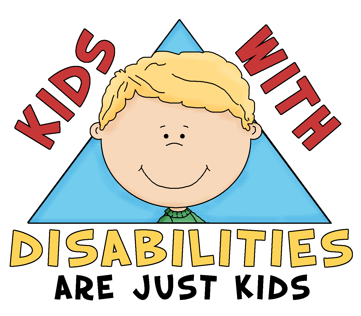 graphic transparent Learning disabilities basic facts. Intelligent clipart successful student