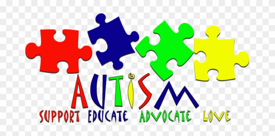 clipart freeuse Image april is awareness. Autism clipart