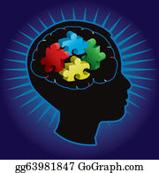 vector free library Autism clipart autism brain. Clip art royalty free