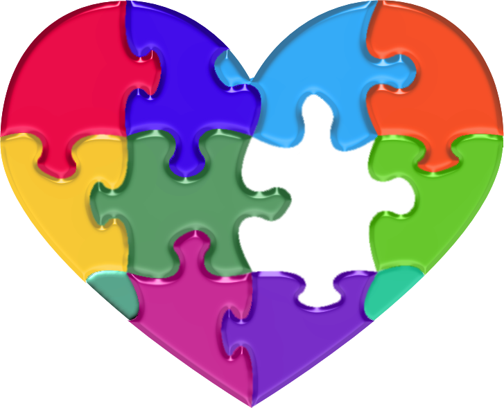 banner library stock Autism clipart autism heart. Resources heartof can org