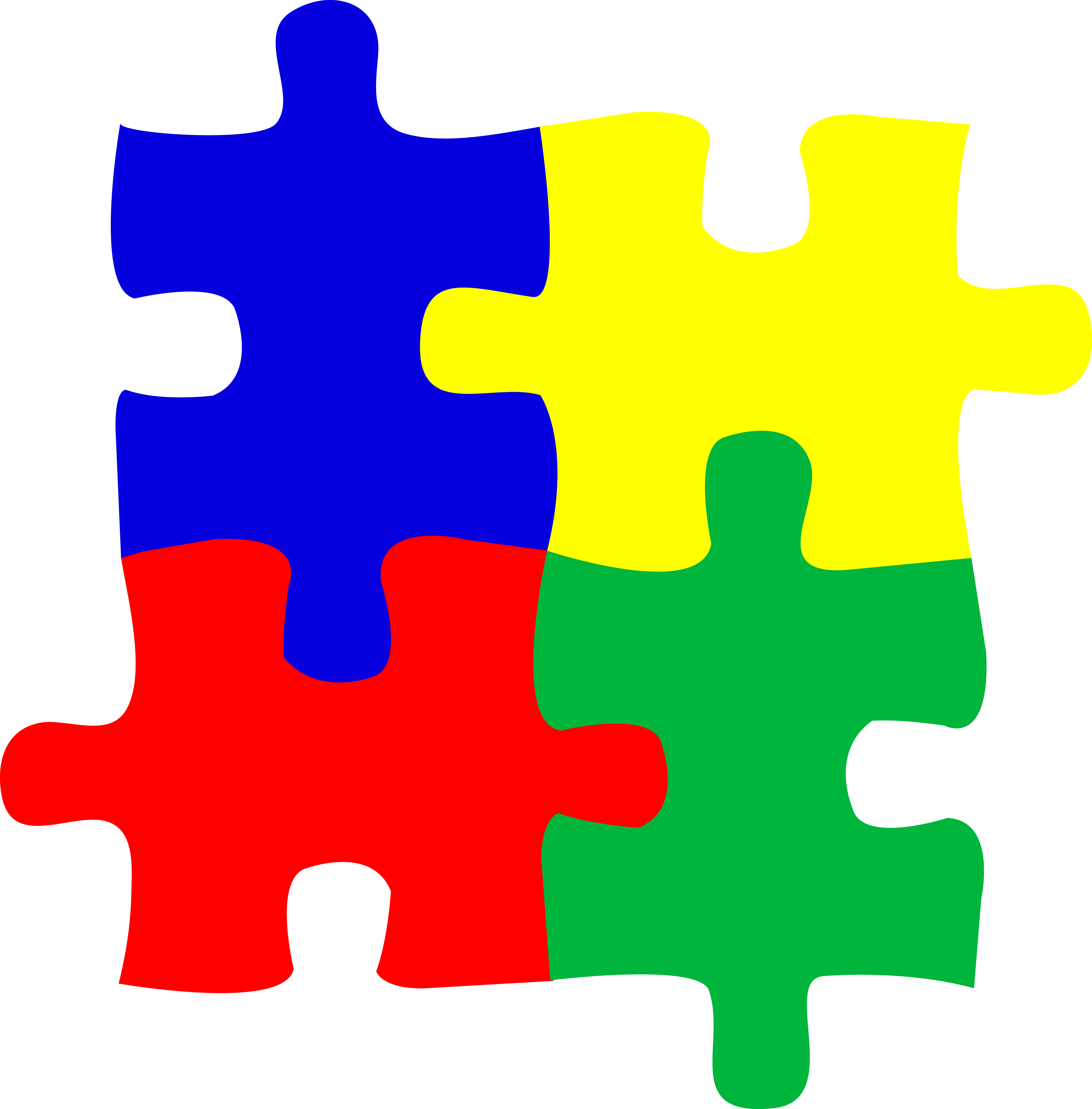 image library library Autism clipart autism symbol. Psych spring advertisements