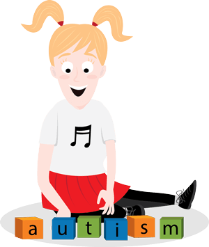 jpg royalty free library Autistic spectrum disorder assessment. Autism clipart developmental delay
