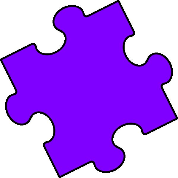 png transparent stock Autism clipart pink. Purple puzzle piece clip