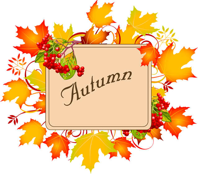 banner royalty free library Autumn clip art borders