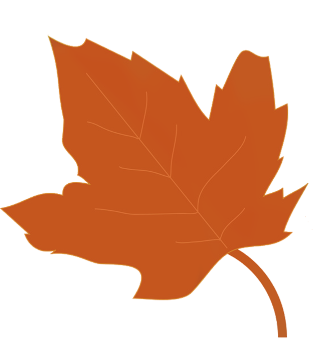 graphic library library Maple clipart stylized. Autumn leaves fall clip