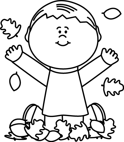 picture royalty free stock Cool clipart black and white.  collection of autumn