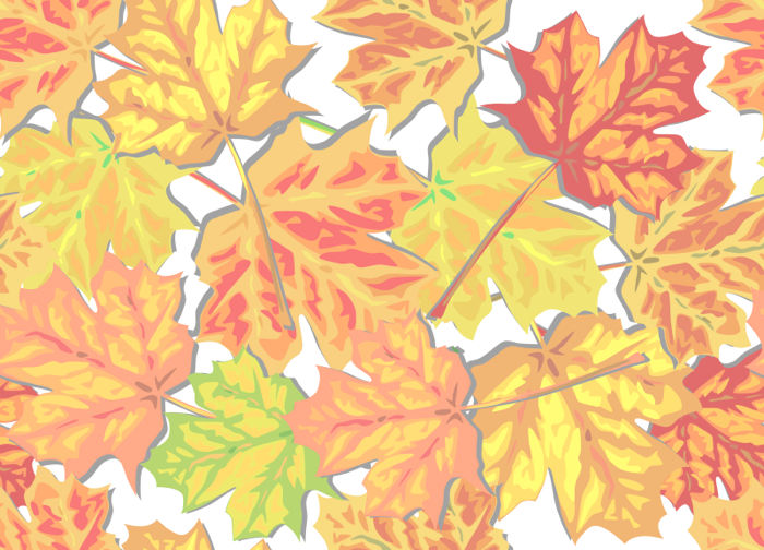 png royalty free library Autumn Leaf Backgrounds Clipart