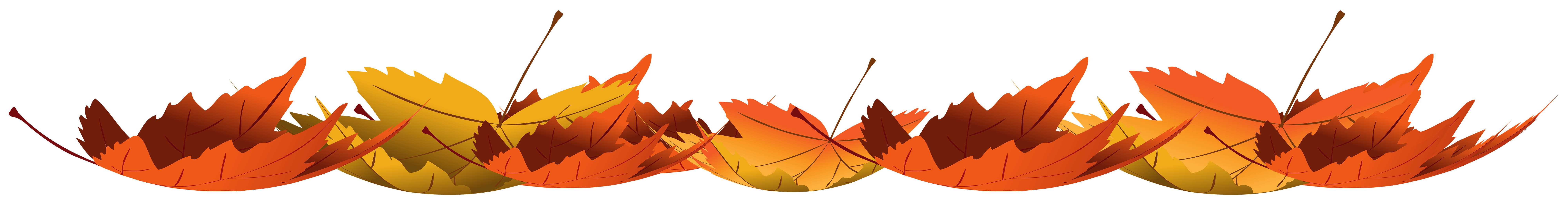 image stock Autumn leaves clipart transparent background. Fallen png image gallery